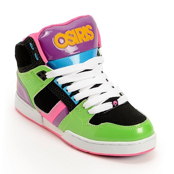3cab2c984a4 Osiris Shoes | Bnib Nyc 83 Slm Hightop Sneakers | Poshmark